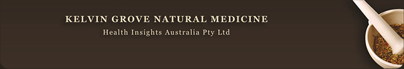 Kelvin Grove Natural Medicine Logo Graphic